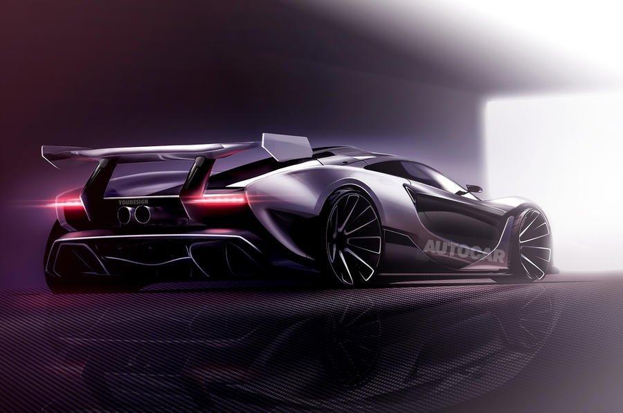 Вместе с публикацией новости на портале Autocar, журналисты издания приложили несколько концептуальных снимков, которые отображают будущий дизайн спортивного автомобиля.