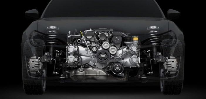 Возможность совместной работы нескольких цилиндров в оппозитном двигатели позволяет увеличить крутящий момент.