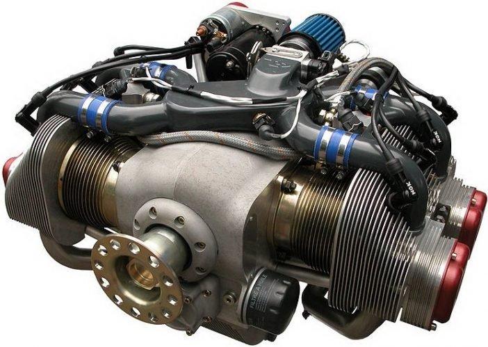 Форма и конструкция оппозитного двигателя значительно отличается от турбодизельных аналогов.