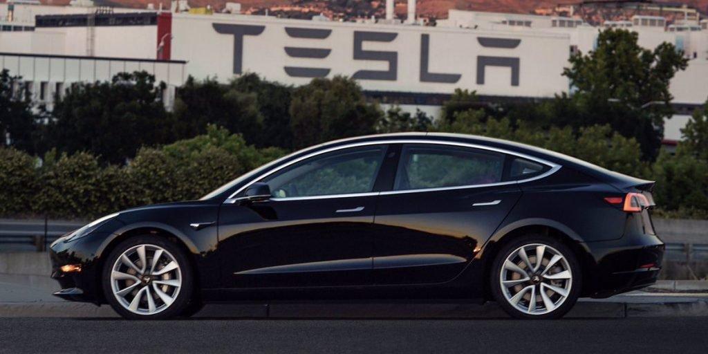 Тот самый снимок, который опубликовал глава компании Tesla Motors в своем Twitter-аккаунте.