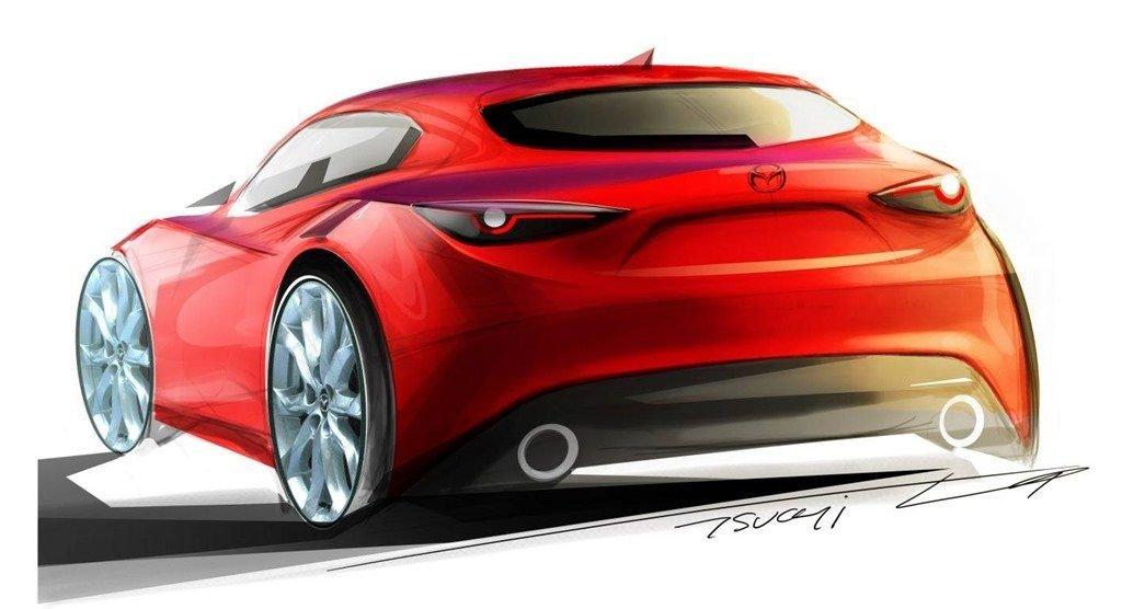 Информация о размещении на модели Mazda 3 Concept революционного двигателя с технологией HCCI появилась после заявления самим пресс-менеджеров японской компании.