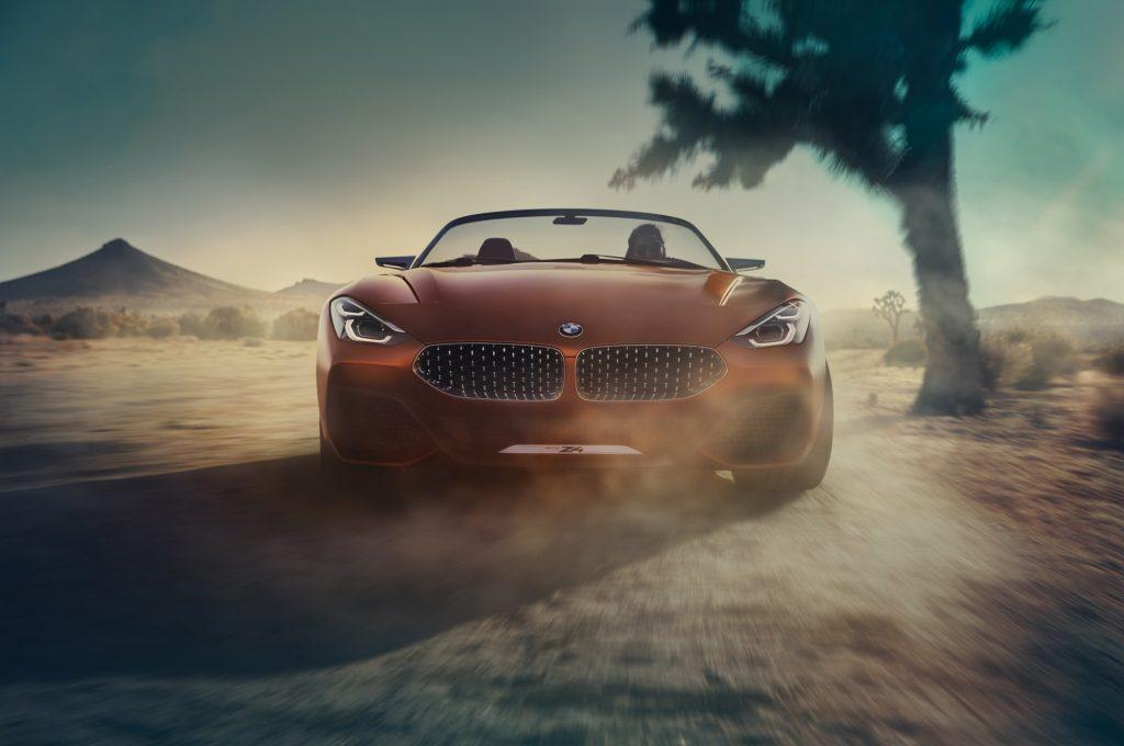Перемена внешности, по словам руководителей проекта, нового концептуального автомобиля BMW произойдет с минимальными отклонениями от показанной версии в Америке (явно намекая на провал с расхождениями между концептом купе восьмой серии и её серийной версией).