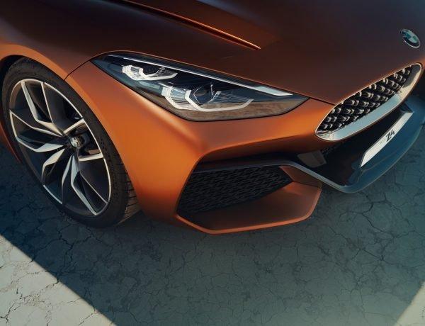 Состоялась большая премьера нового родстера BMW Z4 Concept