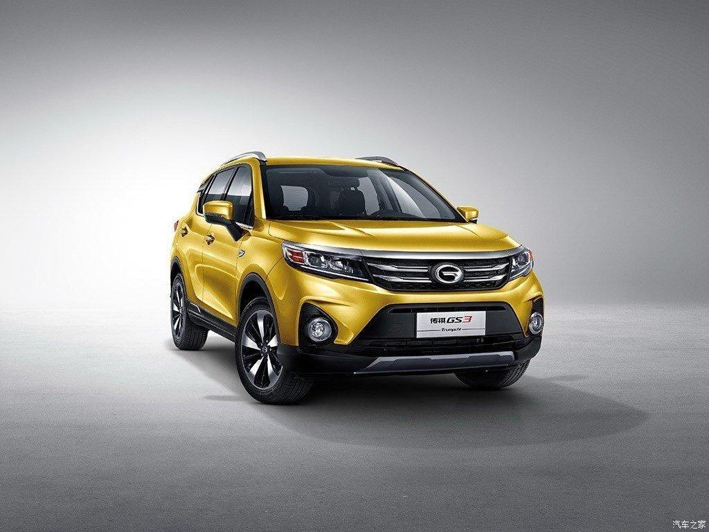 Конструкторы автомобиля разрабатывая новый автомобиль GAC GS3 поглядывали на собственный модельный ряд (особенно на флагманскую модель GS8), а не работу западных коллег, как это часто бывает у китайских производителей.