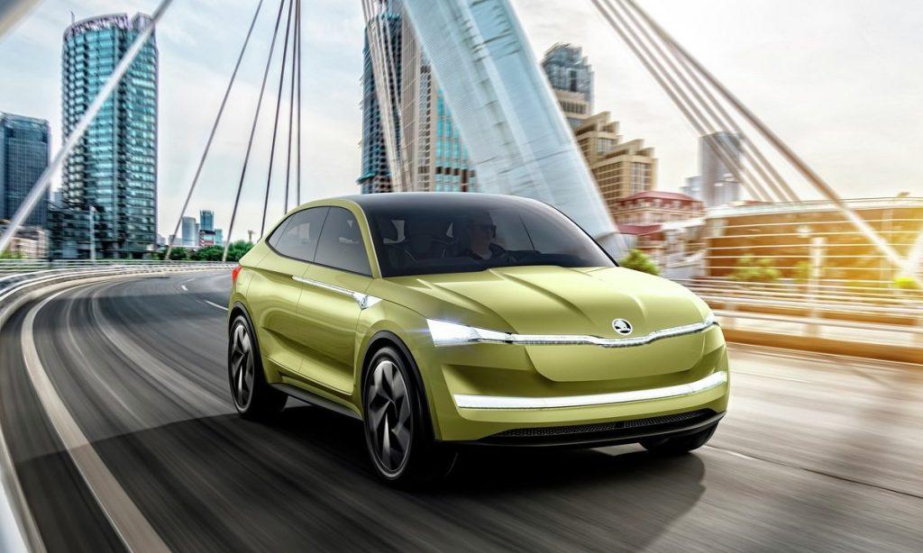 Концепт-кар Skoda Vision E в своё время потряс автомобильную общественность (премьера случилась в рамках проходившей в 2017 года Шанхайской международной автовыставке). Упор внутри компании на эту модель делают чуть ли не основной.