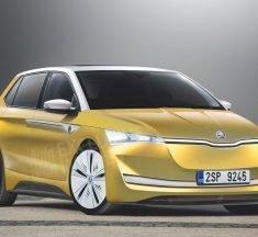 Skoda Felicia E станет первым массовым электромобилем компании