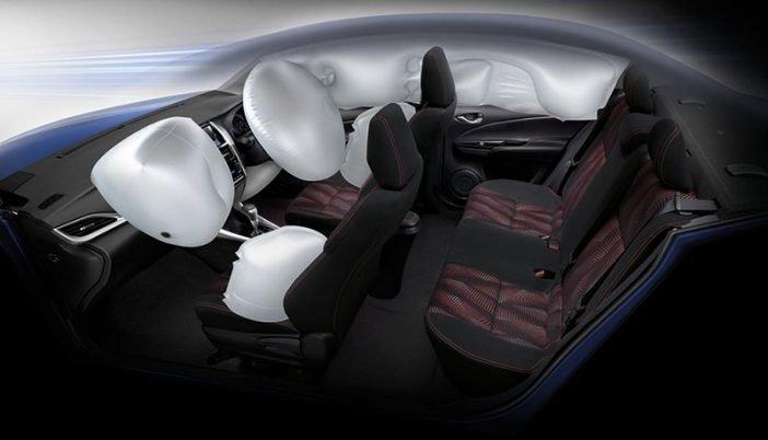 Помимо передовой (по меркам бюджета) системы безопасности, Ativ будет оснащен задними барабанными тормозами. Судя по изображениям, в базовой версии автомобиль будет комплектоваться «штамповками» и неокрашенными корпусами зеркал вкупе с ручками дверей.