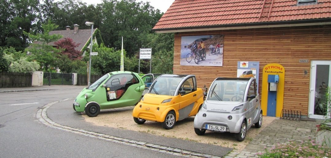 Альтернативные источники топлива для автомобиля