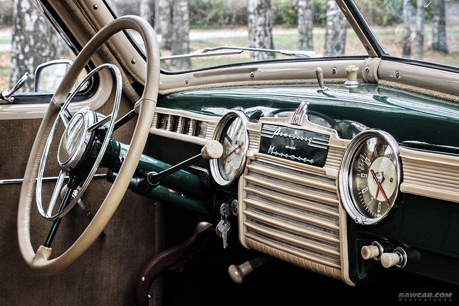 Автомобиль Газ М20 - «Победа»