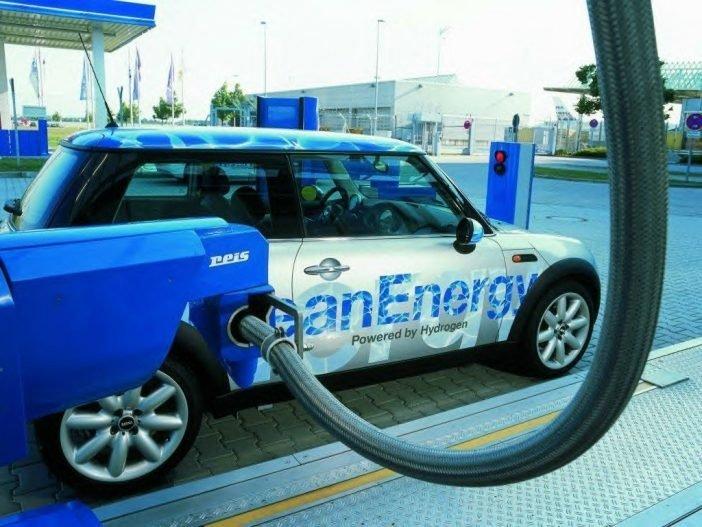 Автомобиль на водороде