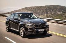 Тест-драйв BMW X6: верность традициям
