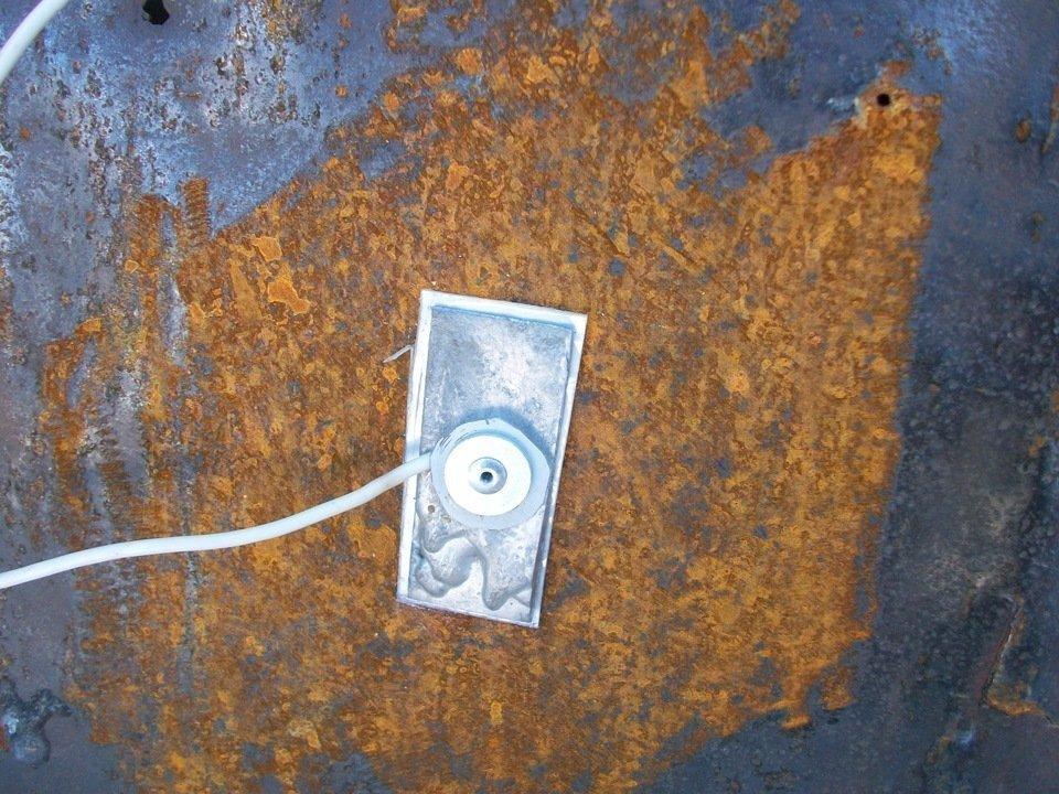 Электрохимическая(анодная) защита от коррозии