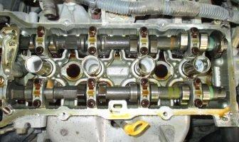 Признаки неисправности клапана вентиляции картера (PCV)
