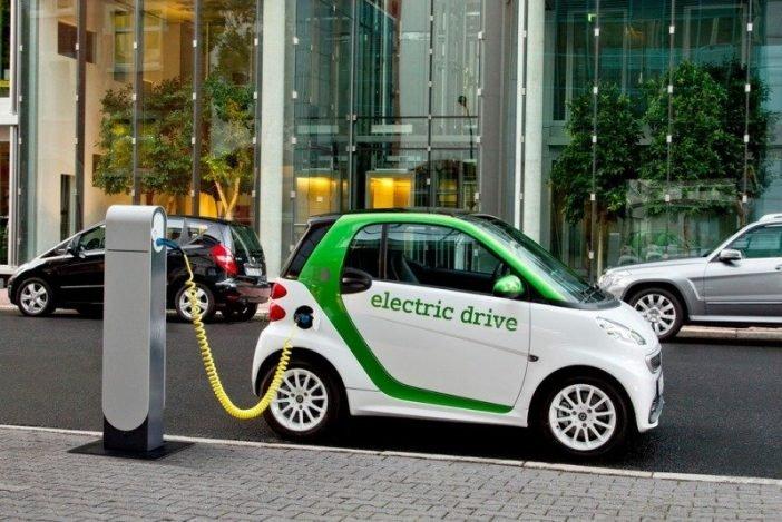 Современный электромобиль - Smart Fortwo