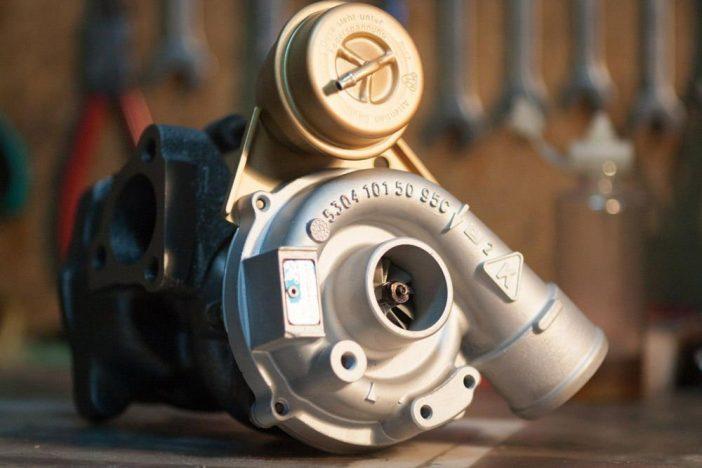 Основной элемент системы турбонаддува -турбокомпрессор