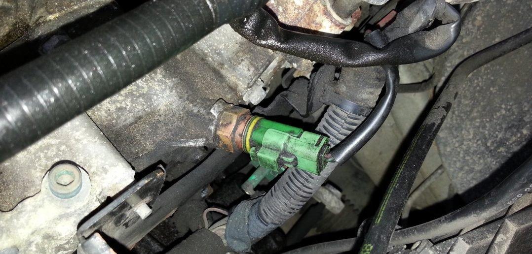 Работа датчика температуры ОЖ на автомобиле. Признаки неисправности и самостоятельная проверка.