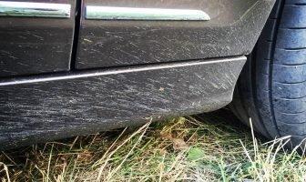 Как убрать битум с кузова автомобиля?