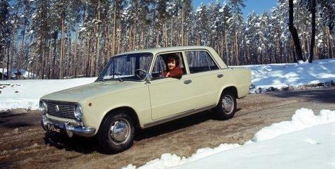 История появления «итальянки» в СССР — ВАЗ-2101