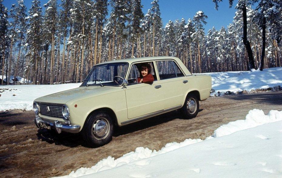 История появления «итальянки» в СССР - ВАЗ-2101