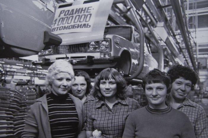 А через 5 лет, 3 июня 1978, уже собран 4-х миллионный автомобиль
