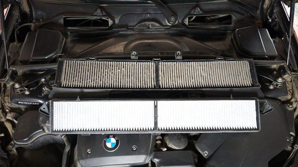 Салонный фильтр. Для чего нужен фильтр салона и как его заменить?