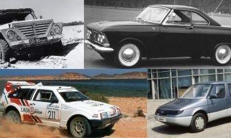 Советские автомобили, которые мы так и не увидели