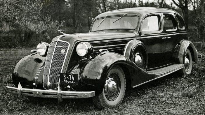 ЗИС-101А 1939-го года выпуска