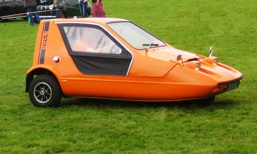 «Bond-Bug» 1970 года