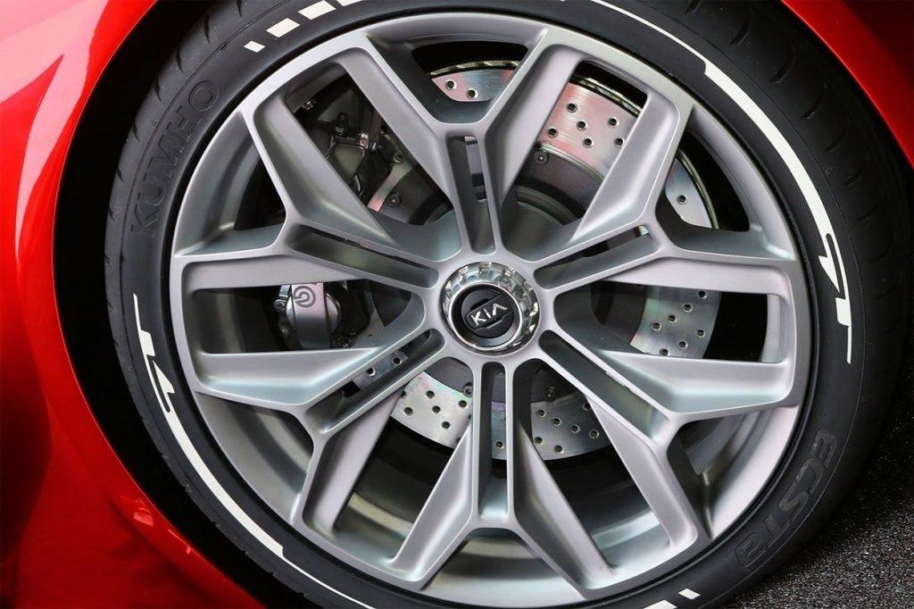 Шикарные диски Kia Proceed Concept