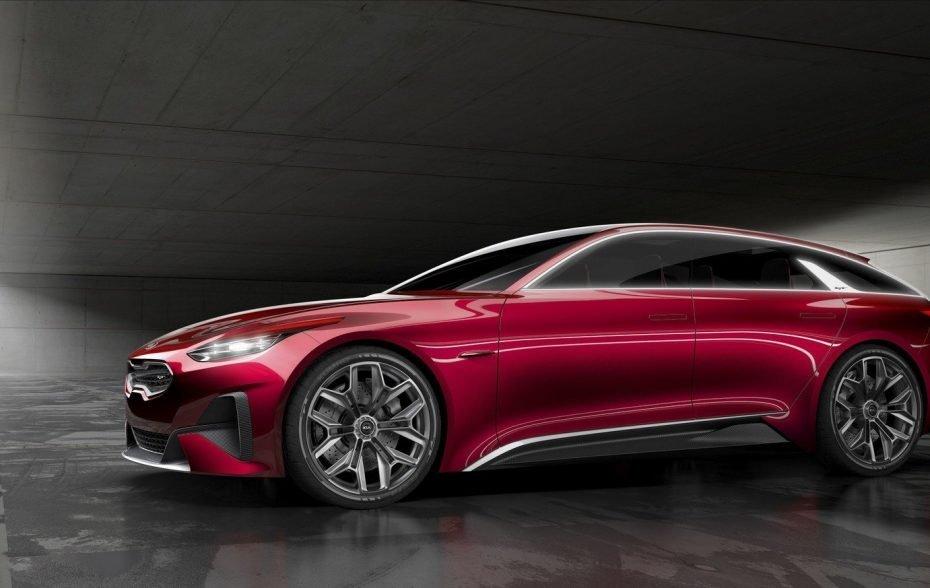 Шоу-кар Kia Proceed Concept