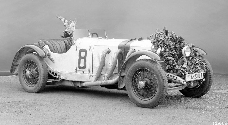 Mercedes-Benz SSKL 27 240/300 1931 года