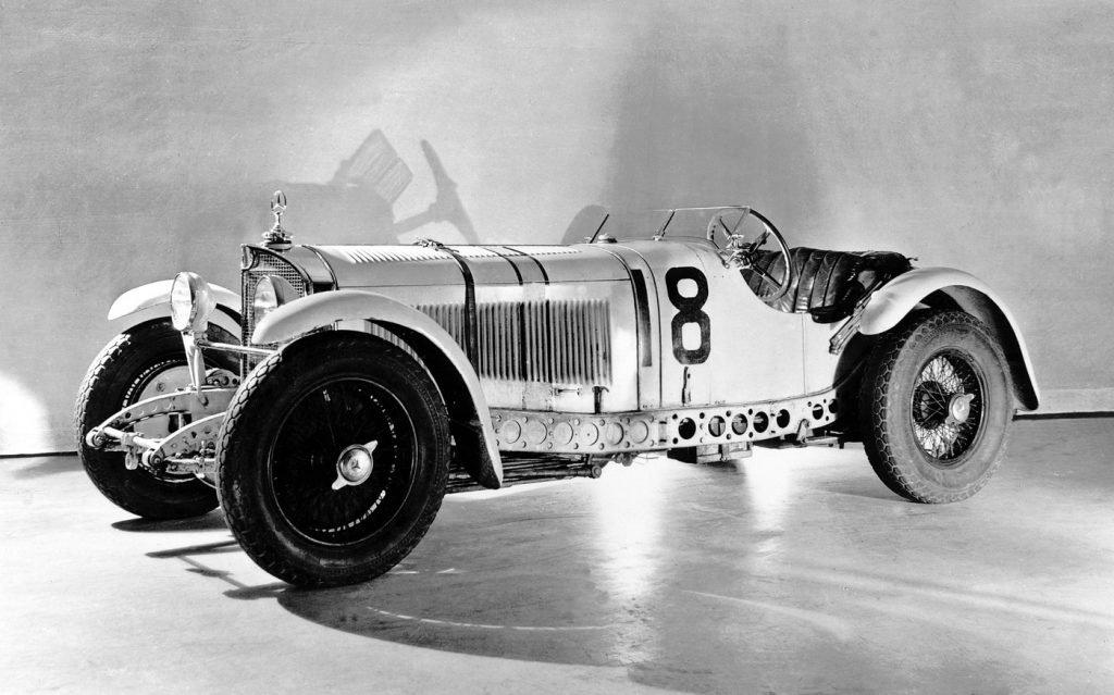 Шасси Mercedes-Benz SSKL