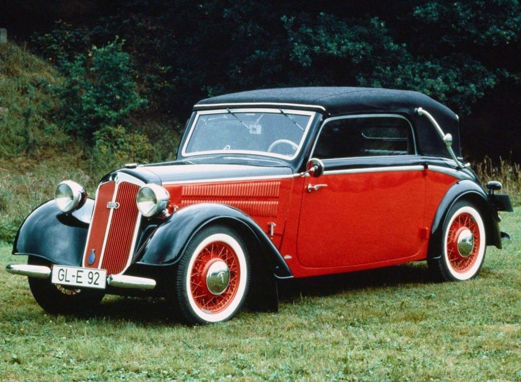 DKW F8 Luxus (1936—1937)