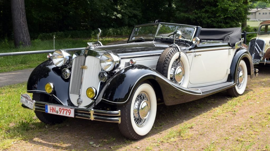 Horch 951A (1938—1940)